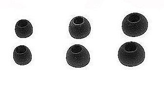 Jarv Pure Fit BT601 Spare parts Kit (3 sets of earbuds tips (S,M,L) )