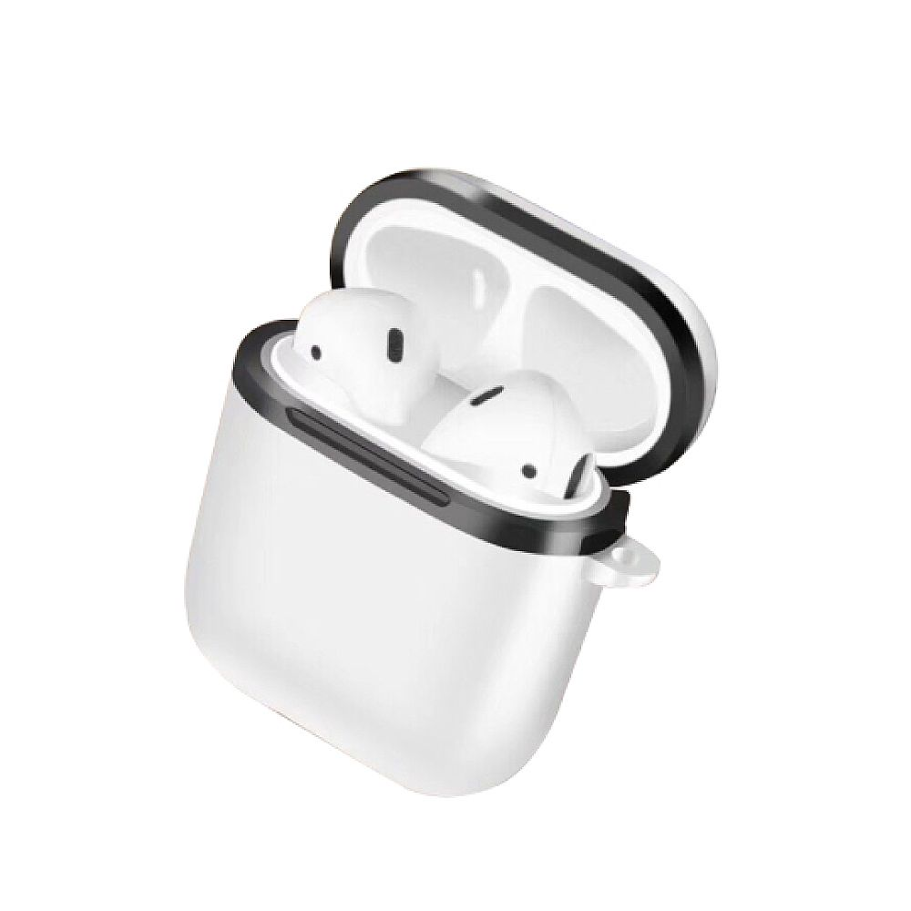 RevJams Durable Dust Proof & Shockproof Protective Hard Shell Case Cover for Apple Airpods